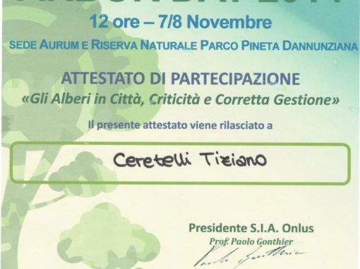 Arborday 2014 Pescara – Tiziano Ceretelli